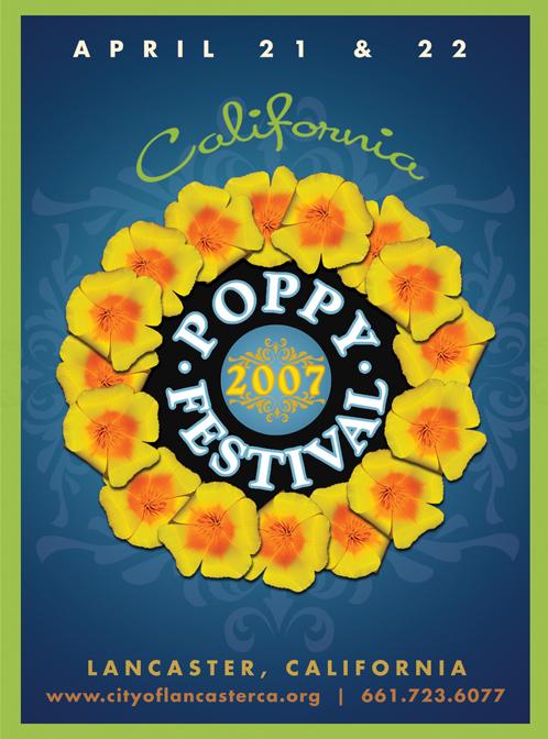 Poppy Festival Packaging