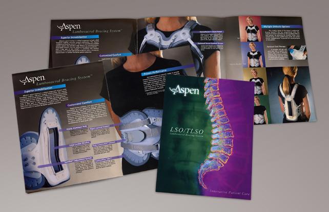 Aspen Medical Product Brochures