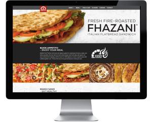 Restaurant Branding / Websites